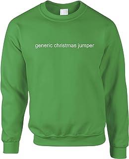 Novelty Xmas Jumper Generic Christmas Jumper Slogan