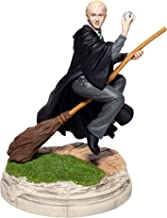 Enesco 6006825 The Wizarding World of Harry Potter Draco Malfoy Quidditch Year Two Figurine, 7.125 Inch, Multicolor