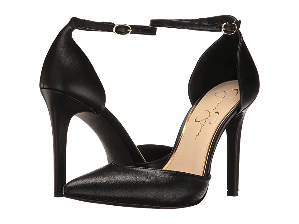 Jessica Simpson Cirrus (Black 2) High Heels