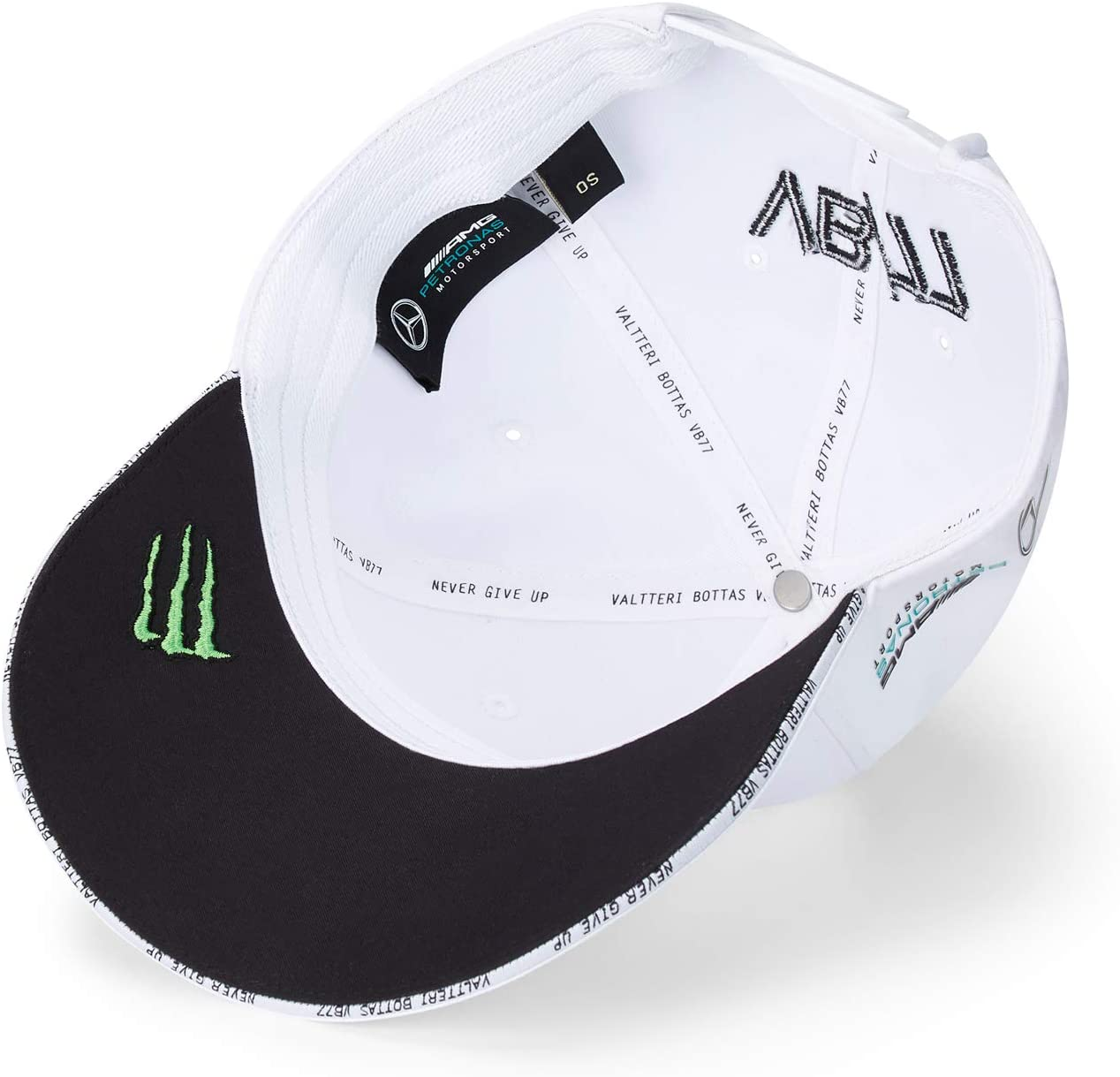 MAMGP Valtteri Bottas F1 Cap Official 2020 Range by Mercedes-AMG Formula One Team