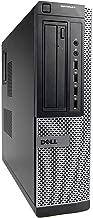 Dell Optiplex 9010 Small Form Factor Desktop Computer, Intel Quad-Core i7-3770 Up to 3.9GHz, 16GB RAM, 2TB 7200 RPM HDD, DVD, USB 3.0, WiFi, Windows 10 Pro (Renewed) (9010 I7)