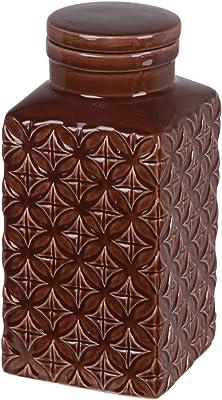 Privilege 84110 Ceramic Jar with Lid, Small