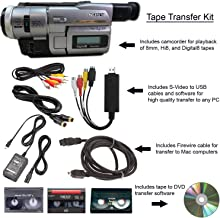 Best sony handycam tape to computer Reviews