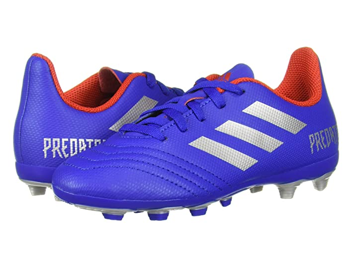 17d533a5 adidas Kids Predator 19.4 FxG Soccer (Little Kid/Big Kid) | Zappos.com