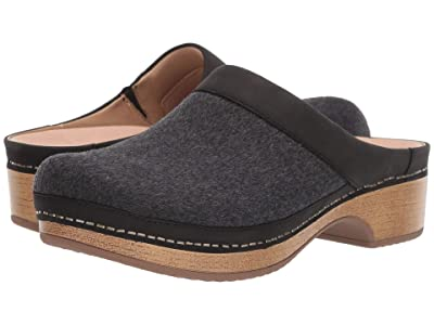 Dansko Bethann (Charcoal Wool) Women