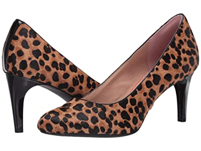 Rockport Total Motion Arabella Pump (Leopard) Women