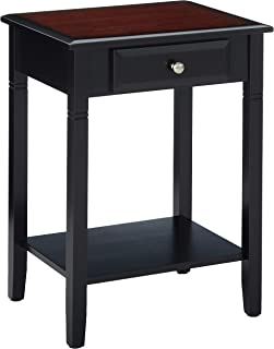 Best square accent table with drawer Reviews