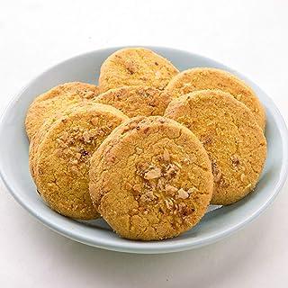 Organic World Butter Badam Cookies (Pack of 1600 Gram)