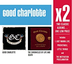X2 Good Charlotte/Chronicles Of Life & Death