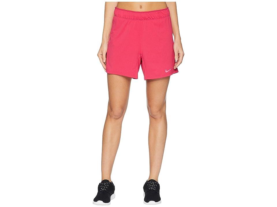 Nike Flex Attack Training Short (Rush Pink/Watermelon) Women