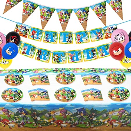 Hedgehog Party 7 Inch Paper Plates 8 Pack Hedgehog Party Birthday Decorations