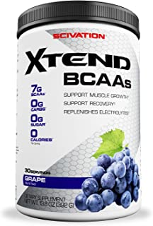 Scivation Xtend BCAA's [Flavour Options: Grape]