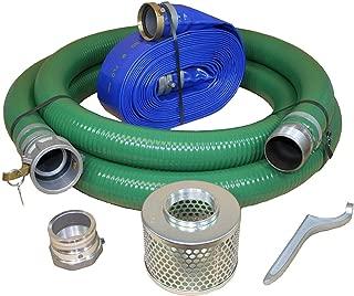Best trash pump hose Reviews