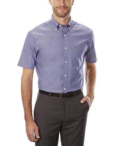 Tommy Hilfiger Short Sleeve Button-down Shirt