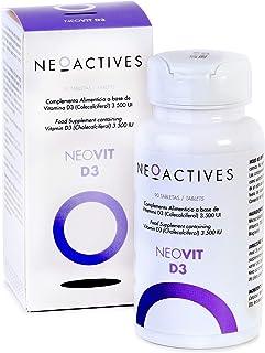 NeoVit D3 | Suplemento con 3.500 U.I.