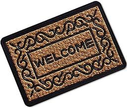 40x60CM Welcome Floor Carpet Mats Non-slip Rubber Back Funny Doormat Hallway Outdoor Entrance Floor Rugs And Carpet