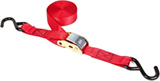 Highland (1849700) 15' Cam Buckle Tie Down with S-Hooks