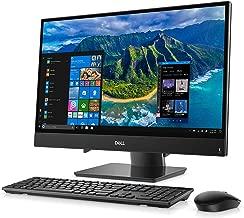 Dell i3477 Inspiron 24, All-in-One 23.8-Inch, Anti-Glare Touch, Intel i3-7130U, 8GB Memory, 1TB SATA HDD, Intel HD Graphics 620, 3-in-1 Media Card Reader, Windows 10 Home 64-Bit (Black)
