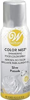 Wilton 710-5521 Metallic Color Mist, 1.5 oz, Silver