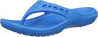 crocs Baya Flip Ocean Summer Walking Sandals Toe Post