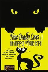 Nine Deadly Lives: An Anthology of Feline Fiction Paperback