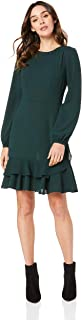 Cooper St Women's Double Take Long Sleeve Mini Dress