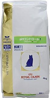 ロイヤルカナン キャットフード pHコントロール「1」 4kg