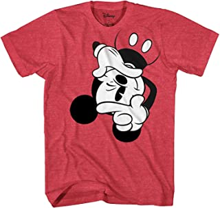 Disney Mickey Mouse View Finder Vintage Licensed Men's T-Shirt
