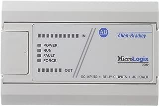 Allen-Bradley 1761-L16BWA MicroLogix 1000 16-I/O Programmable Controller Module