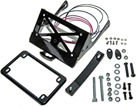 Great Bike Gear - Turn Signal Relocation Kit for Harley-Davidson Sportster XL883N Iron, XL1200N Nightster, XL1200X 48 and XL1200V 72 - Stock Light - (See details for specific models)