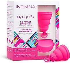 Intimina Lily Cup One Faltbare Menstruationstasse für Anfängerinnen