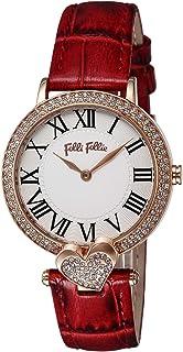 [フォリフォリ] 腕時計 LOVE&FORTUNE WF13B038SPS-RE レディース 並行輸入品 レッド