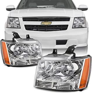 Best 2007 suburban headlight assembly replacement Reviews