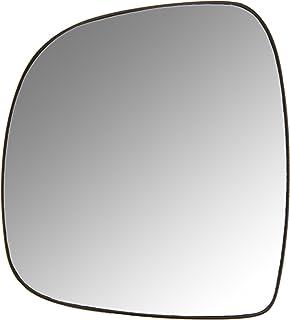 Espejo retrovisor espejo se adapta a Citroen C2/03/de izquierda manual negro