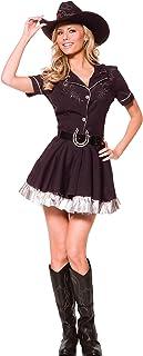 Underwraps Costumes Women's Sexy Cowgirl Costume - Rhinestone