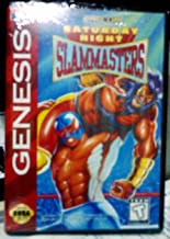 saturday night slam masters snes