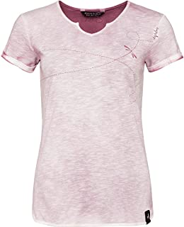Chillaz Damen Gandia Retro ski t-Shirt Funktionsshirt neu
