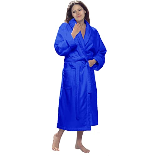 2b31997a29 Personalized Terry Cotton Robe for Men and Women