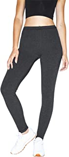 American Apparel Women's Stretch Terry Legging