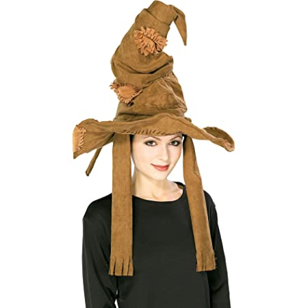 Harry Potter tm Deluxe Sorting Hat for Adults and Teenagers (gorro/sombrero)