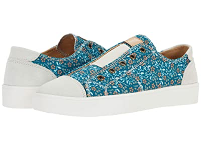 Spenco Malibu Floral (Light Grey) Women
