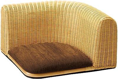 ホームデイ 座椅子 RA-803 ナチュラル
