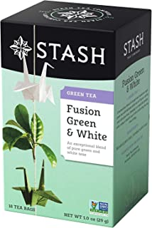 Stash Tea Fusion Green and White (Pack of 3)