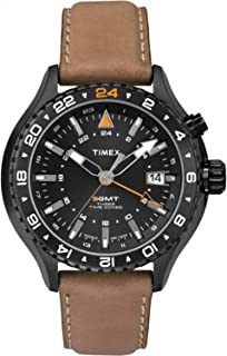 Intelligent Quartz 3-GMT Watch