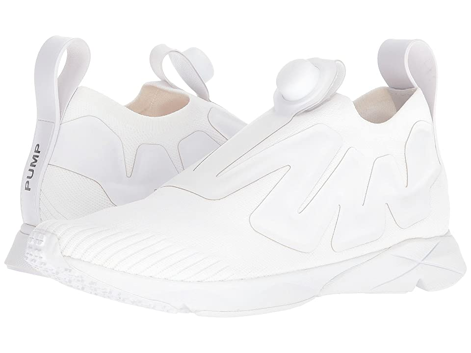 Reebok Pump Supreme ULTK (White/White) Athletic Shoes