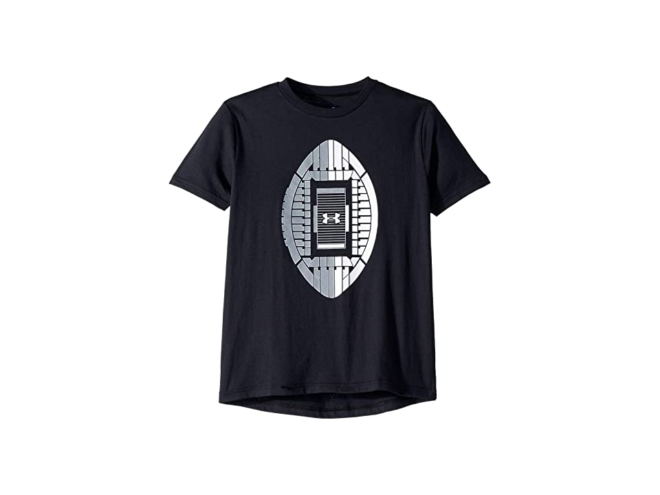 Under Armour Kids - Under Armour Kids Stadium Icon Tee , Black