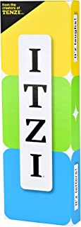TENZI ITZI - Fast,Fun Creative Word Game - Be The First to Match Your Letter to The Card - Family Party Game for Ages 8+