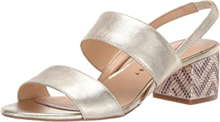 Katy Perry Women's The Annalie Heeled Sandal, champagne, 5.5 M M US