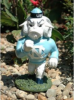 Oxbay North Carolina Tar Heels Rameses Statue Chapel Hill Sign