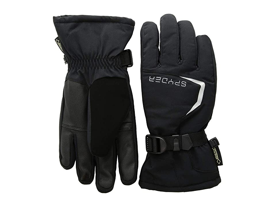 Spyder Propulsion Ski Gloves (Black/Black/Black) Ski Gloves